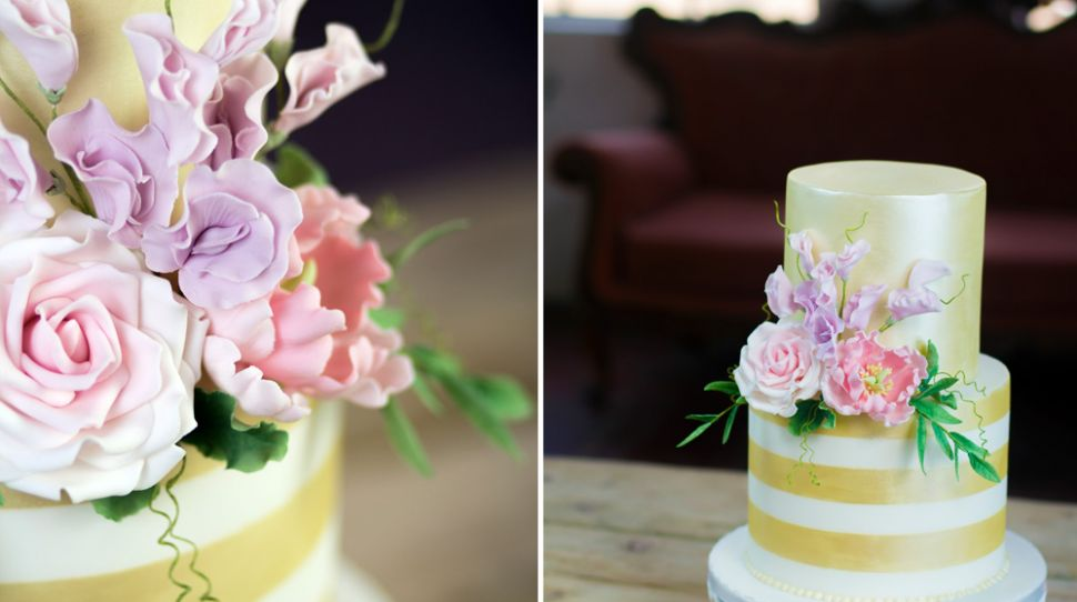 Sweet Dreams: Delish wedding cake inspiration at The Chocolate Factory