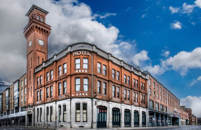 WIN! A romantic, city break for two at Trinity City Hotel