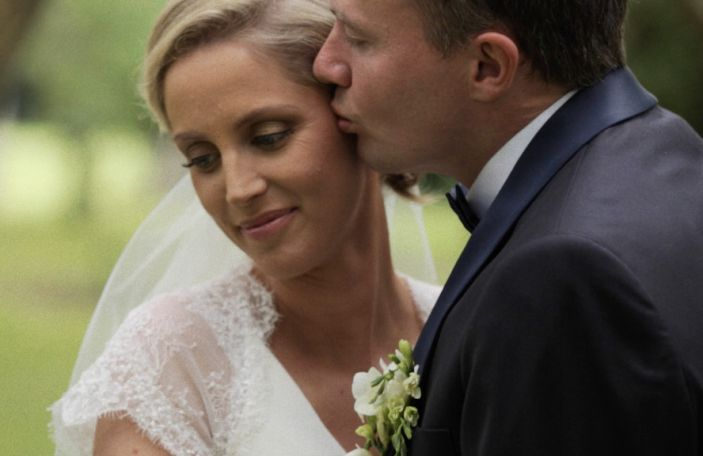 Nicole and Ben's wedding video at the K Club, Kildare