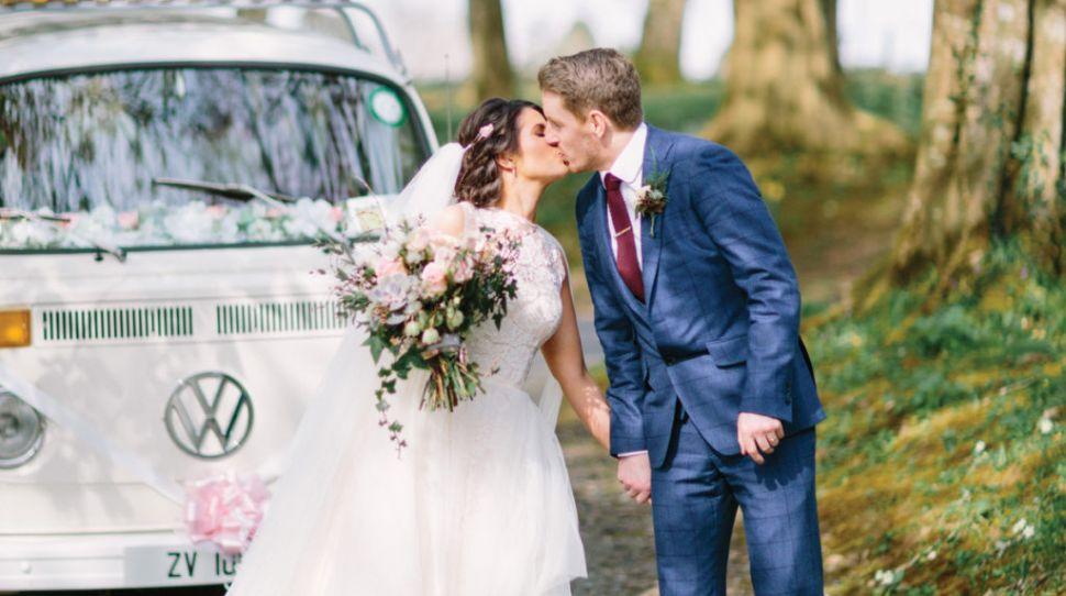 Watch: Gillian and Seamus' Real Wedding at Kilshane House