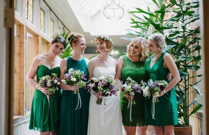 Show & Tell: Some of the best Dublin wedding vendors