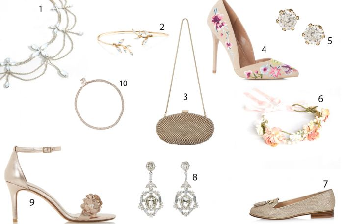 10 affordable highstreet bridal accessories we love