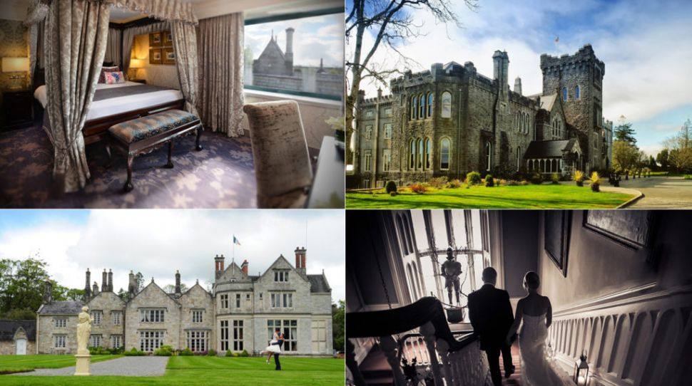 5 Awesome Castle Wedding Venues In Ireland