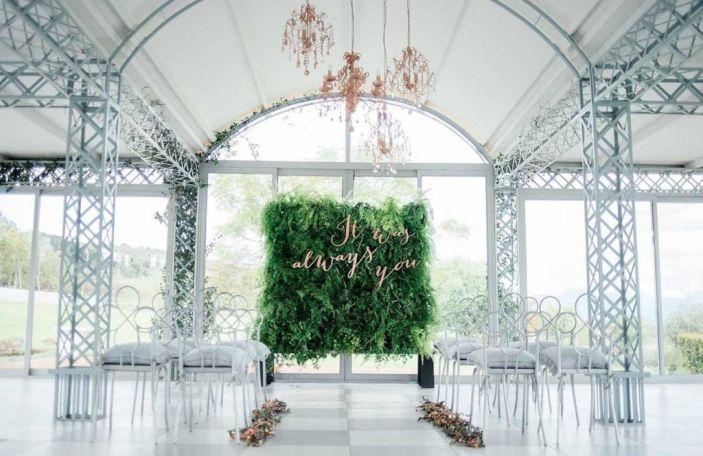Laser cut love: 7 cut out wedding details we love