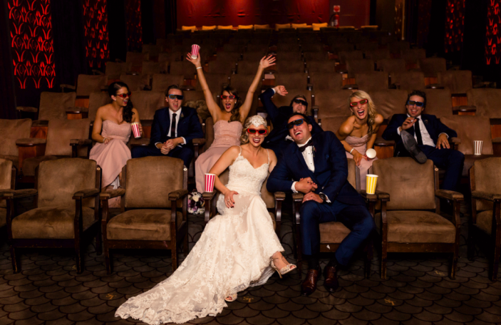 5 ways Australians are killing it with weddings