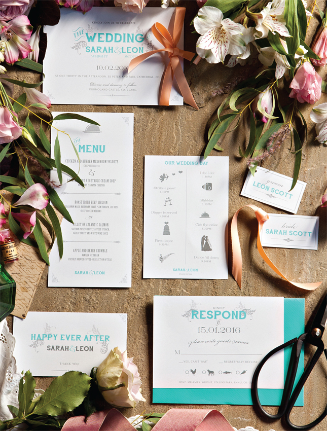 HOW SUITE IT IS - wedding invitations your guests will ...