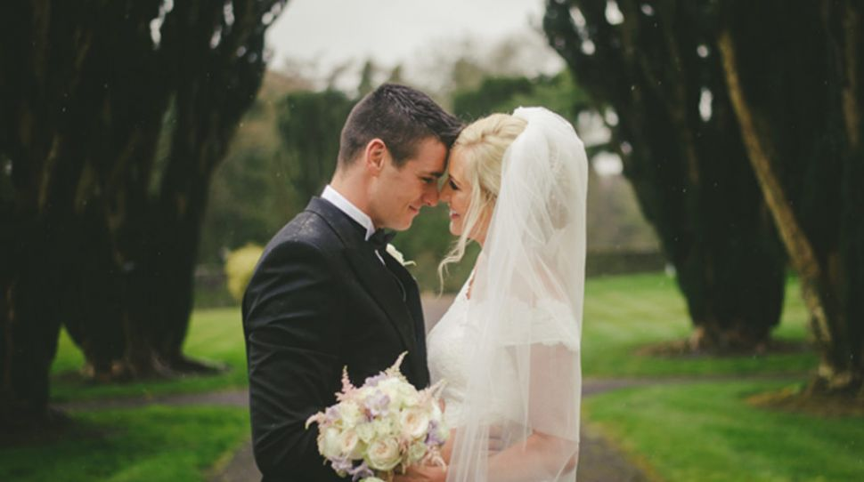 A DIY-filled celebration at Tankardstown House, Co.Meath