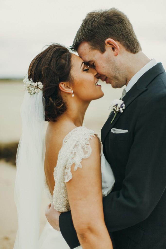 Donegal coastal wedding