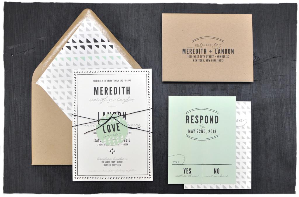Inspiring Geometric Wedding Decor