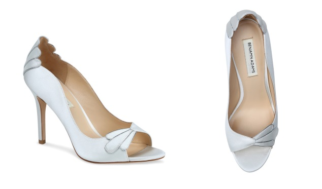 10 Affordable wedding shoes from the high street for brides on a ...