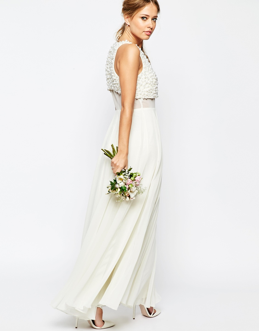 asos wedding dress the asos wedding shop is finally here confetti ie 1393
