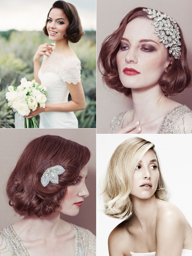 9 Short Wedding Hairstyles For Brides With Short Hair | Confetti.ie