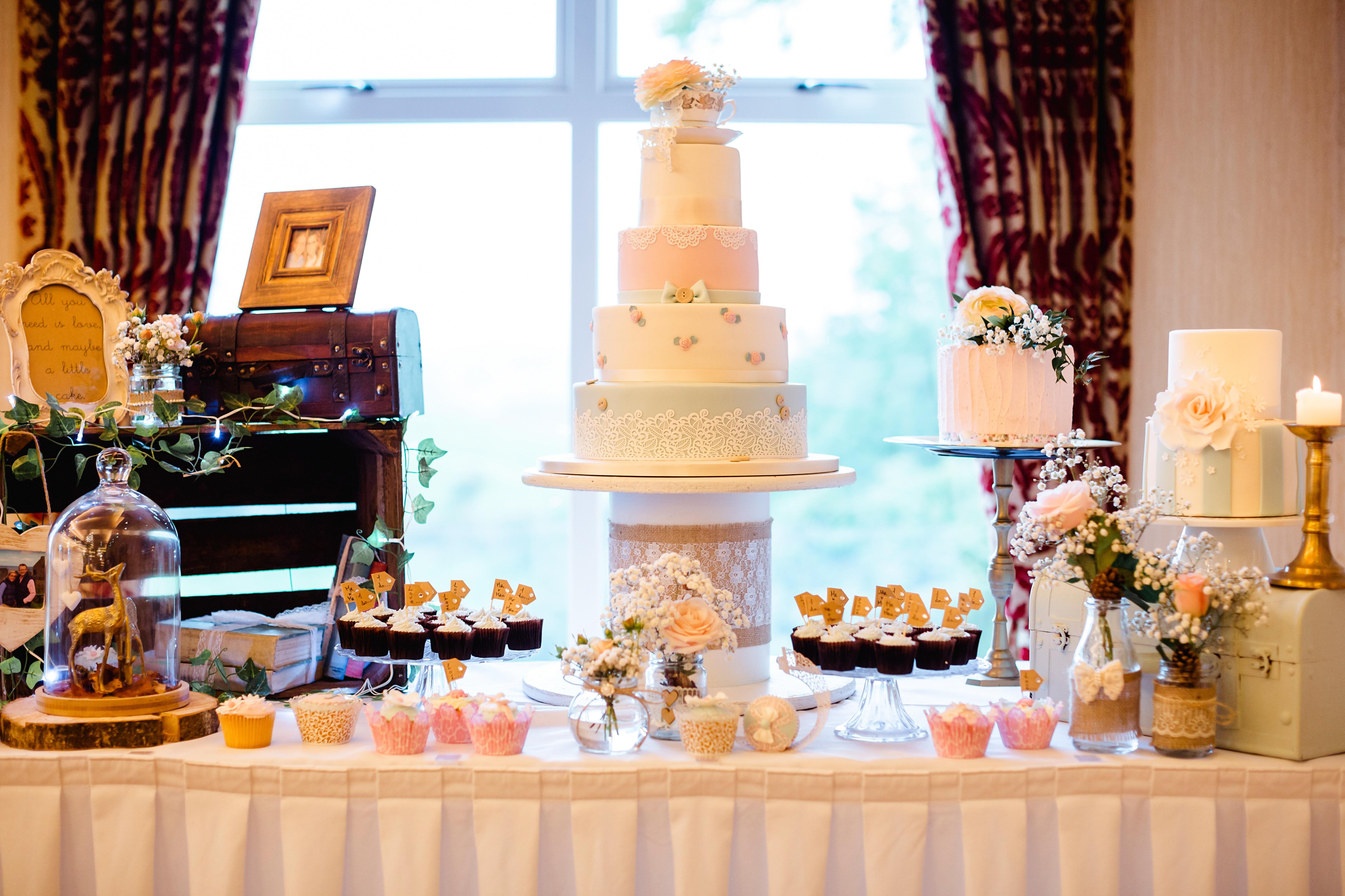 diy wedding corick house hotel