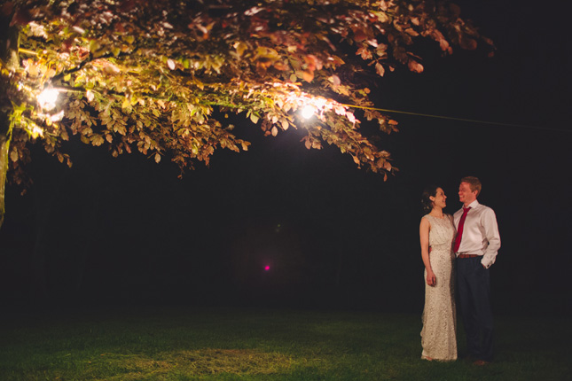 Sheila & Shane's house party style real wedding at Cloughjordan House