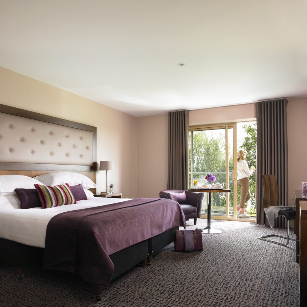 Win a two night stay at dunboyne castle hotel and spa for Deluxe balcony