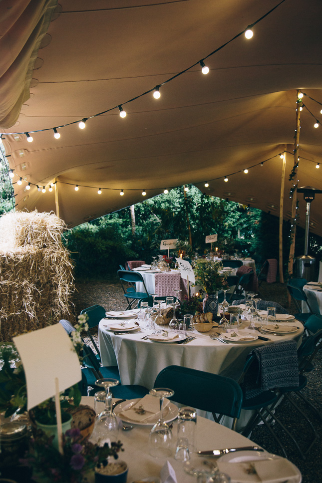 Becky And Charlie S Backyard Wedding In Avoca Co Wicklow