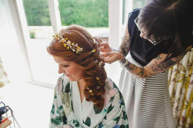 Wedding Hair Tips Tricks Every Bride Should Know Confetti
