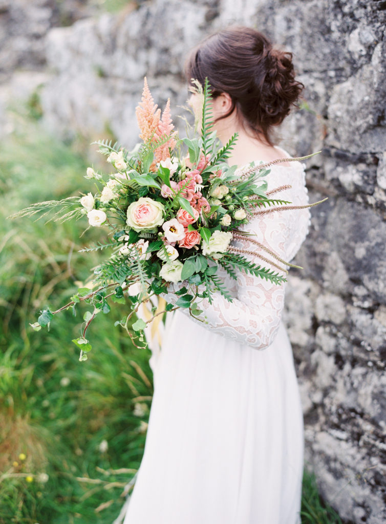 blooming amazing flower company competition wedding flowers