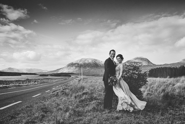 Real Weddings Galway: Bonnie And Matt's Fairytale Elopement On The Streets Of