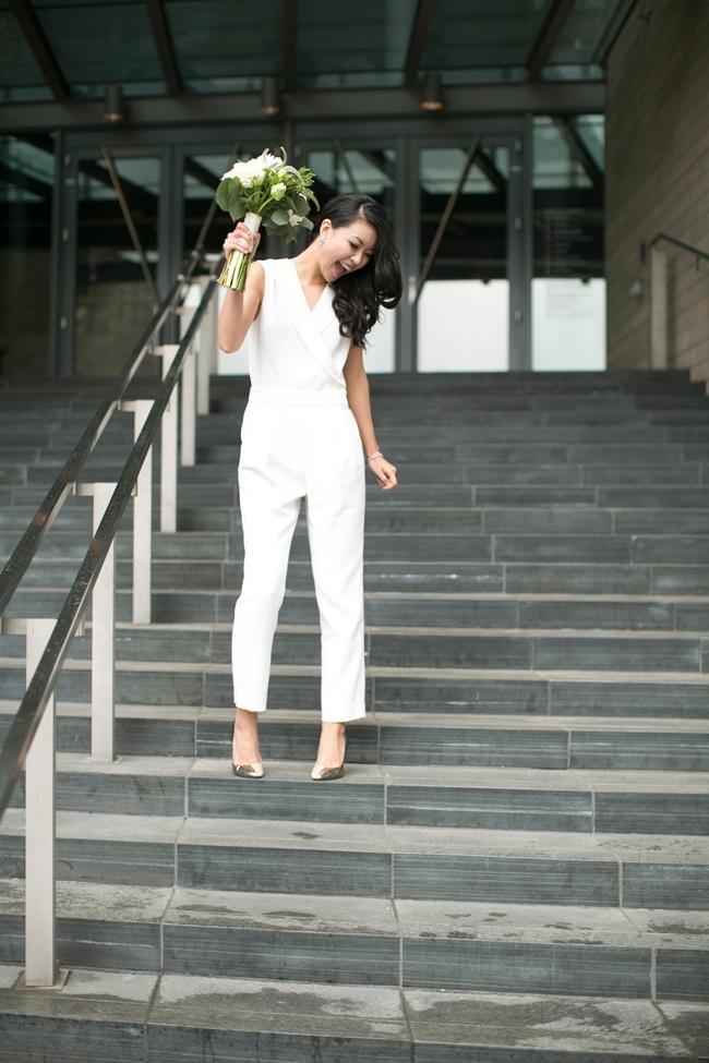 Alternative Bridal Fashion For 2017 Jumpsuits Confetti Ie