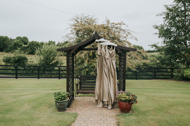 Laura And Páraic's Simple, Relaxed Wedding At Tankardstown