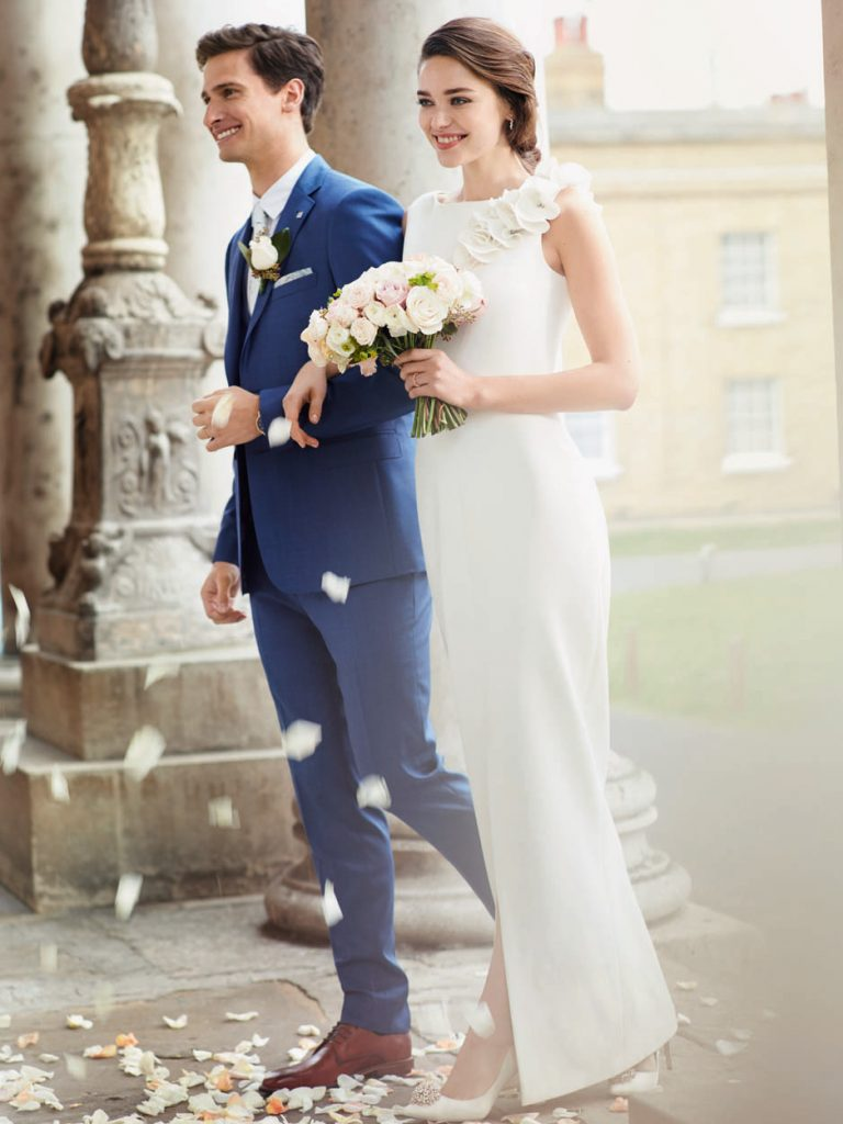 Brown thomas is launching the new ted baker tie the knot bridal ted baker tie the knot bridal collection brown thomas dublin cork ireland wedding dress ombrellifo Choice Image
