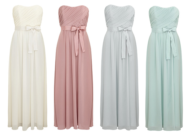 Perfect Bridesmaids Dresses From Marks And Spencer S New
