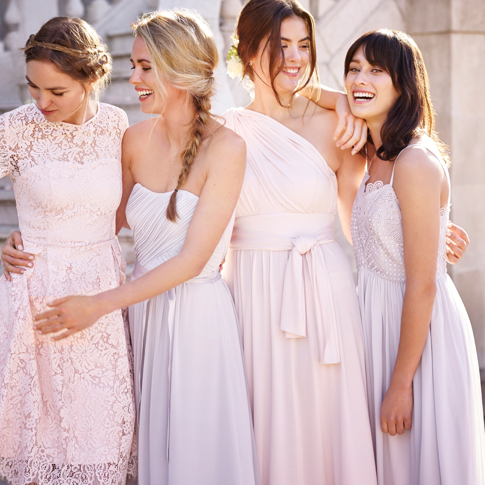Perfect bridesmaids dresses from Marks and Spencer\'s new spring ...