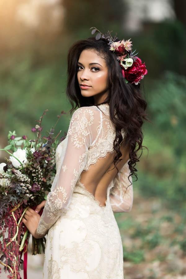 Easy Breezy Bride Bohemian Bridal Gowns Confetti Ie