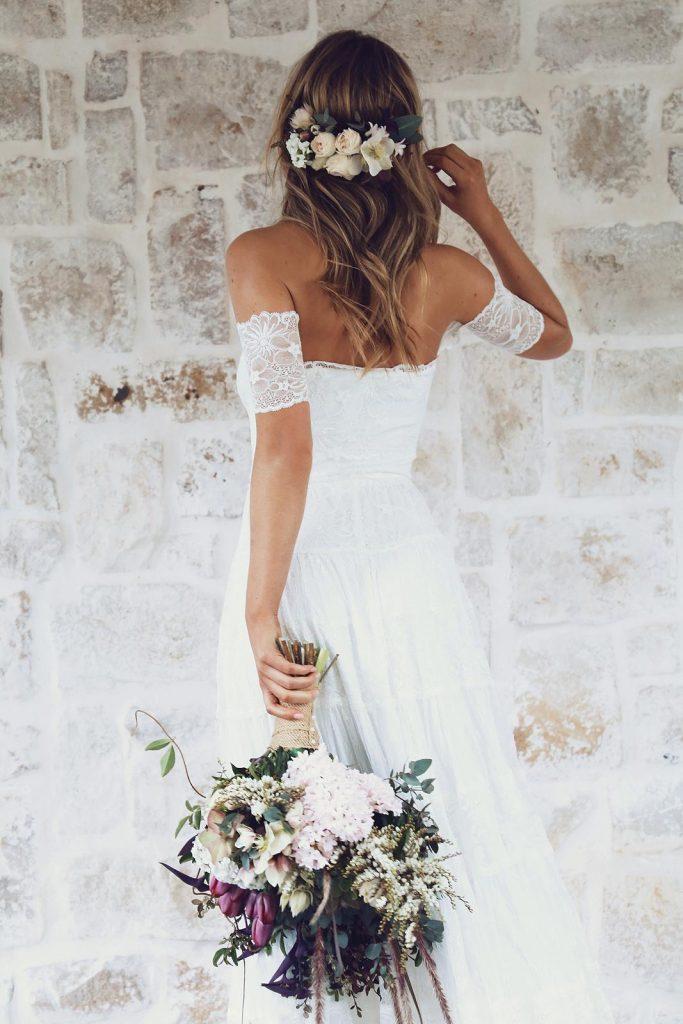 bohemian bridal