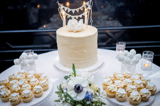 Clontarf Castle wedding intimate DIY irish