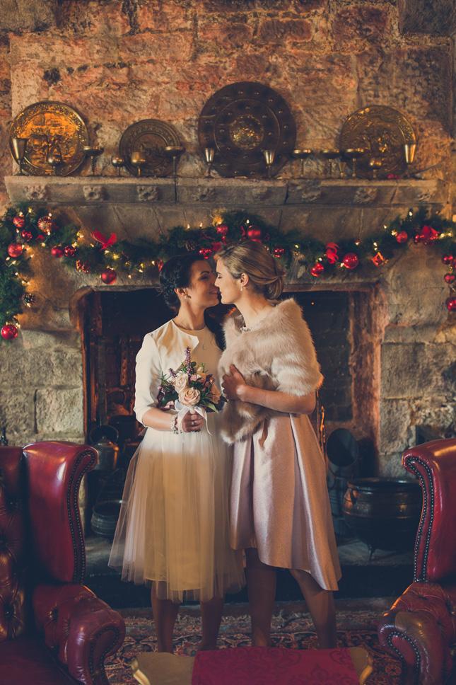 Cloonacauneen Castle irish lgbt wedding