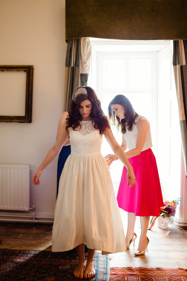 answers to bridesmaids questions