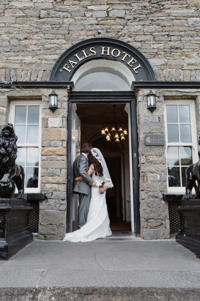 Falls Hotel wedding planning advice wedding venue