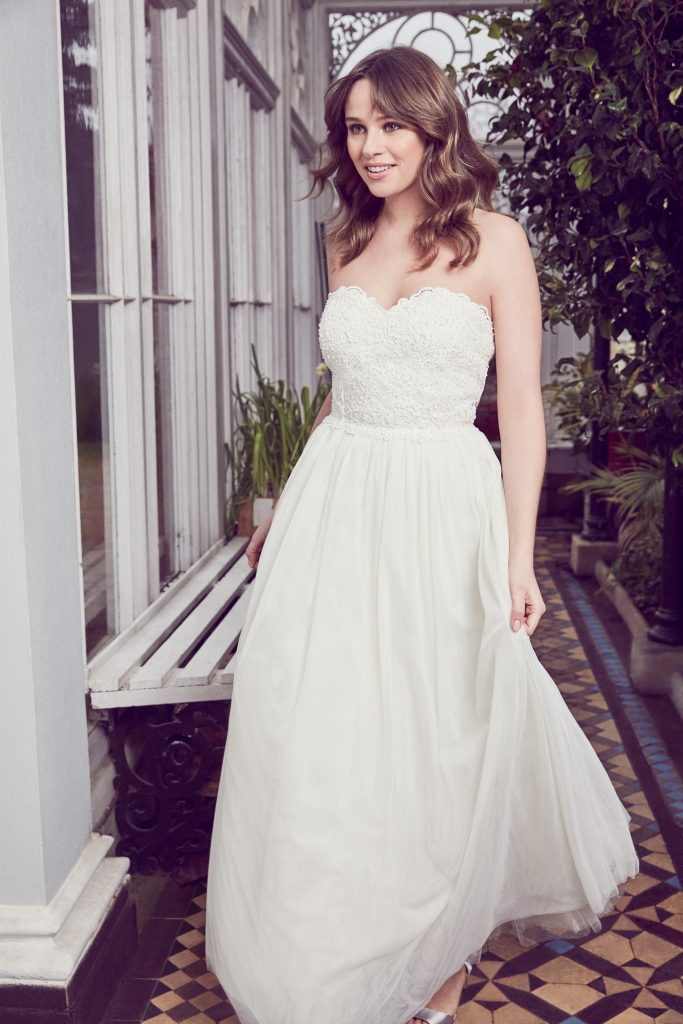 dorothy perkins have launched a wedding dress collection