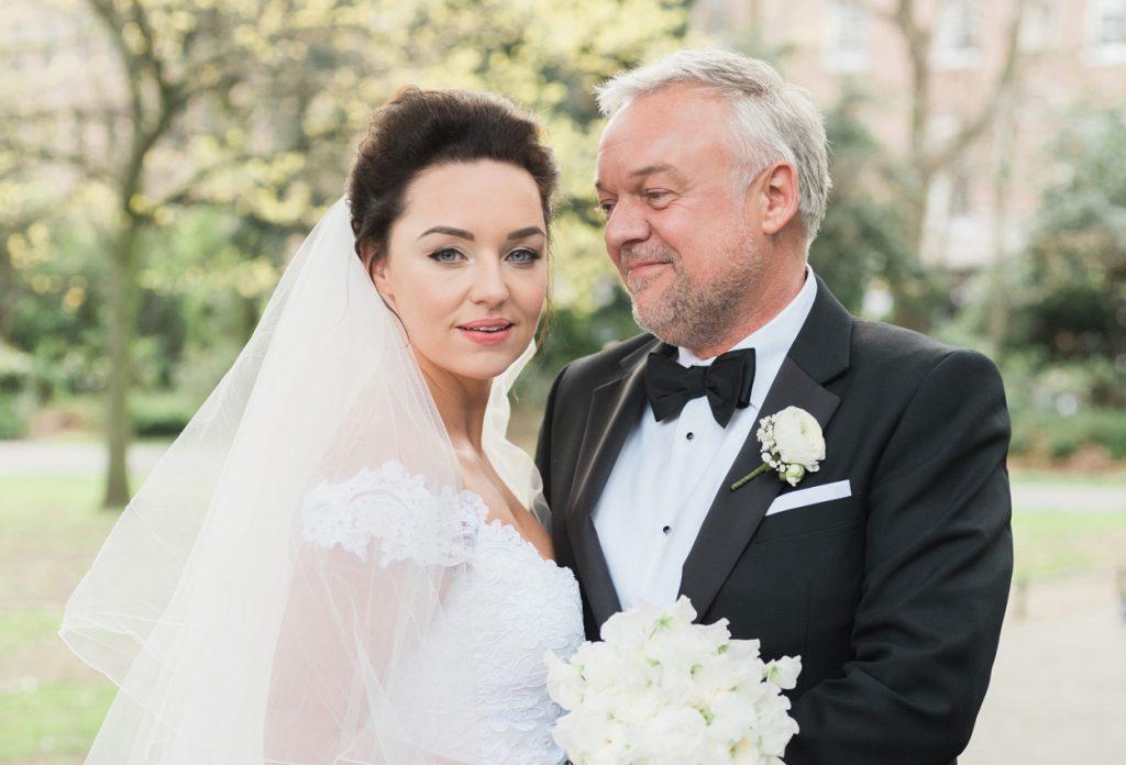 Shelbourne Hotel wedding waxperts ellen conrad jones black tie wedding