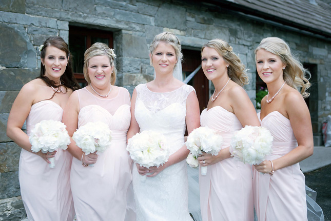 Falls hotel and spa clare wedding