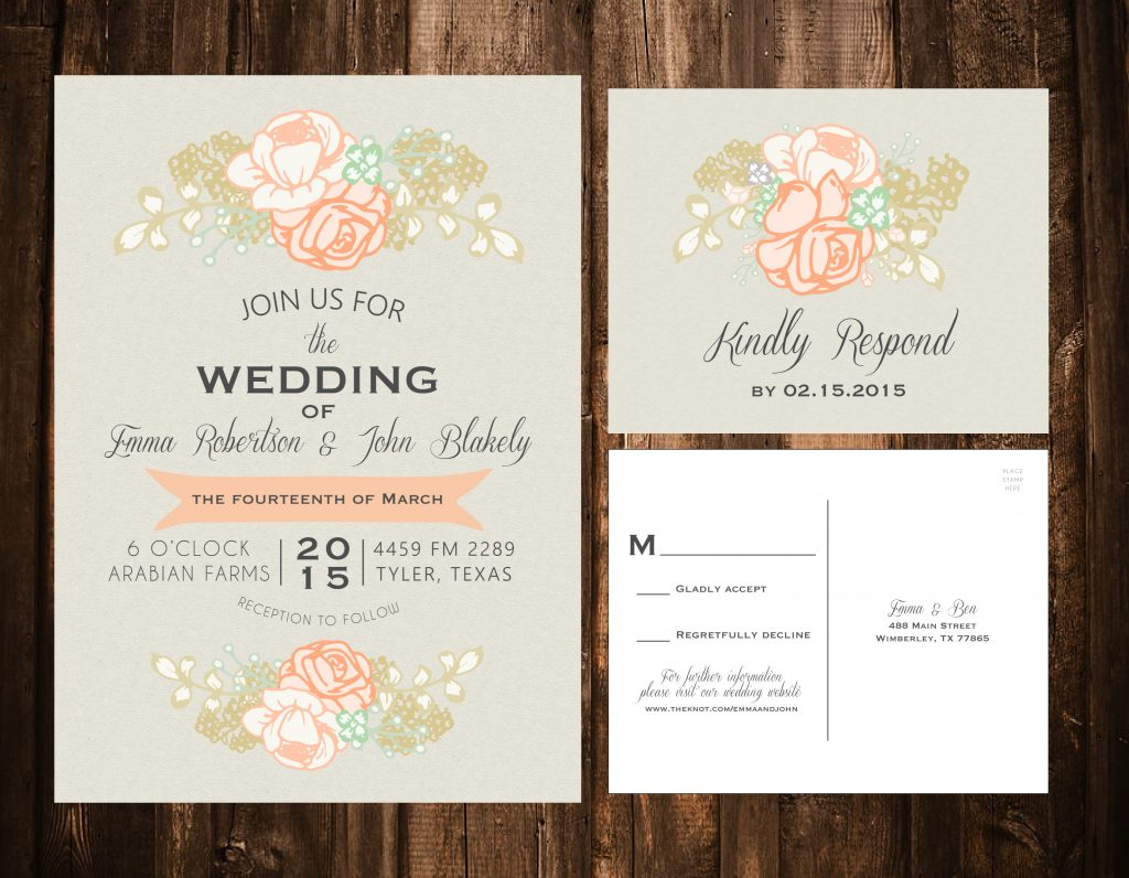 How soon is too soon to start designing your wedding invitations ...