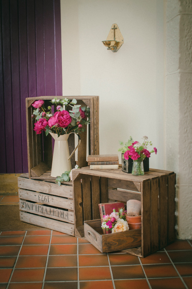 Faithlegg House Hotel wedding rustic