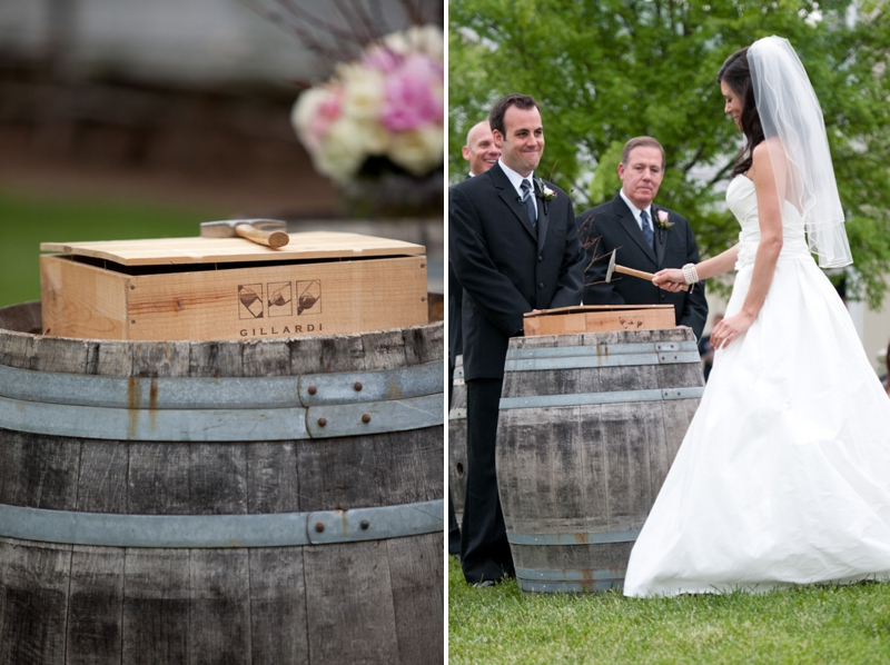 Wine Box Ceremonies