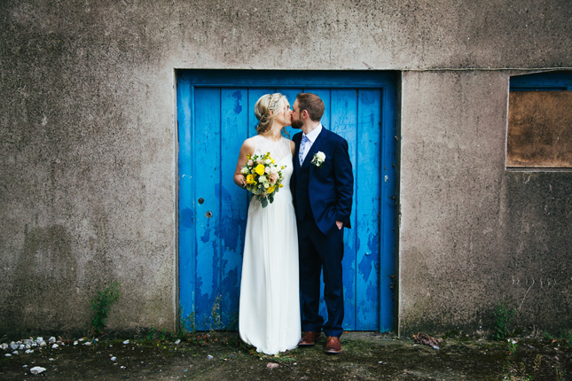 Niamh And Cian's Colourful, Family-filled Wedding At