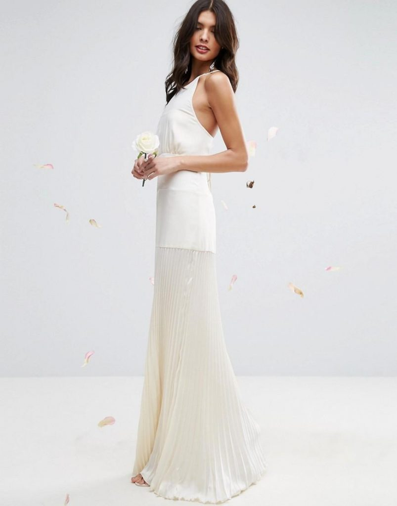 e805e4b737946 9 gorgeous affordable wedding dresses from ASOS for the modern bride ...