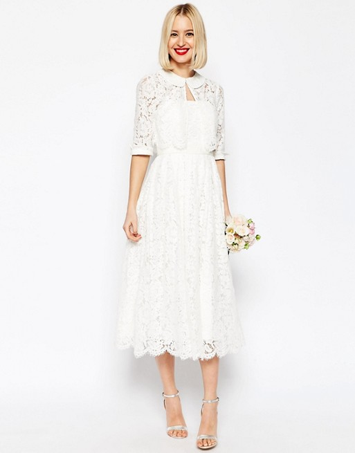 9 gorgeous affordable wedding dresses from ASOS for the modern bride ...