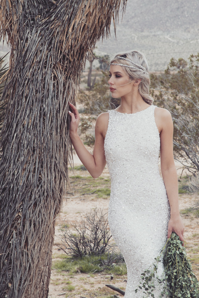 Folkster Don O'Neill Theia collection bohemian bride wedding dresses