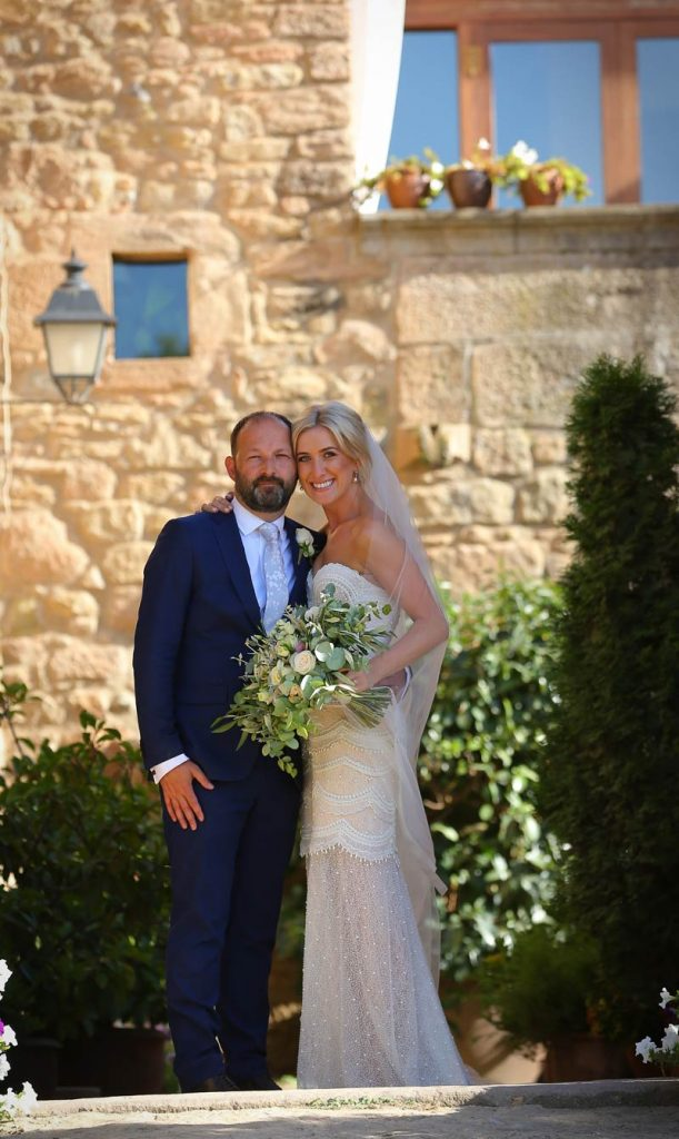 Ireland AM\'s Ciara Doherty looked beautiful at Spanish wedding to ...