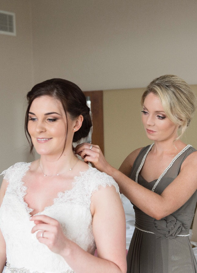 Irish wedding makeup artists