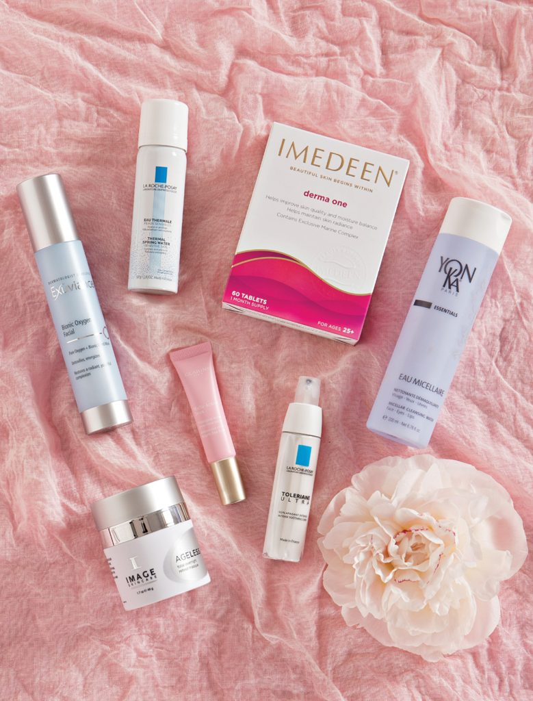 wedding skin perfecting products