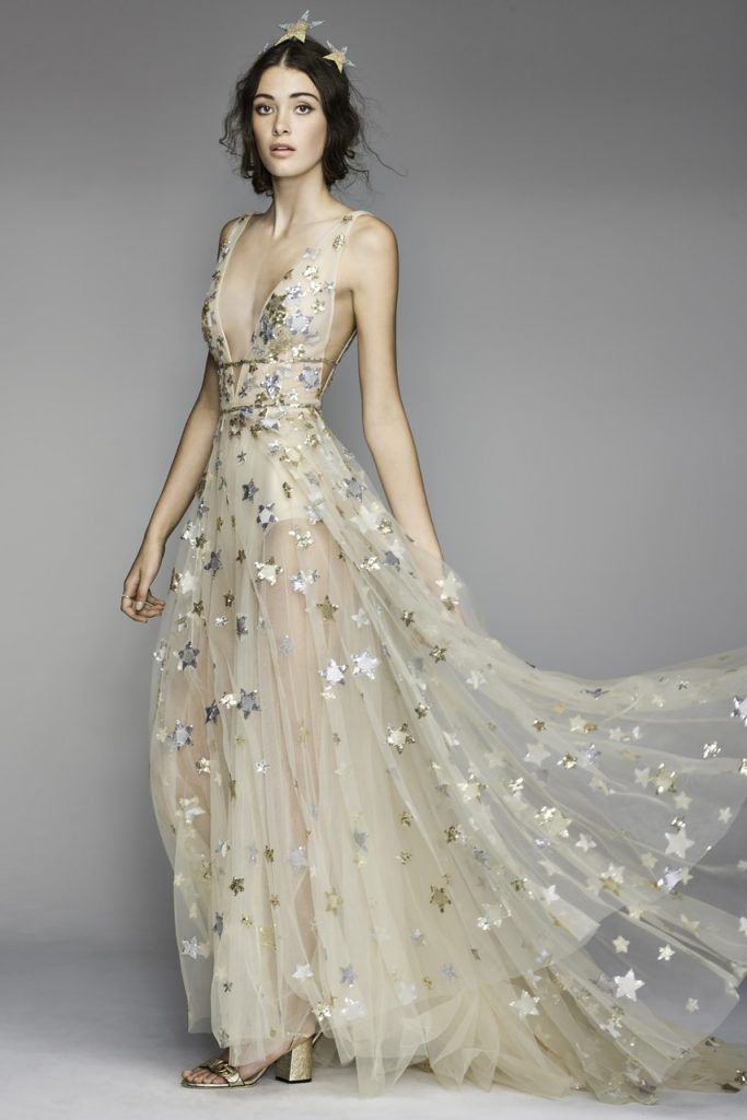 75463042be4d Wedding Trend Alert: Celestial Inspired Dresses | Confetti.ie