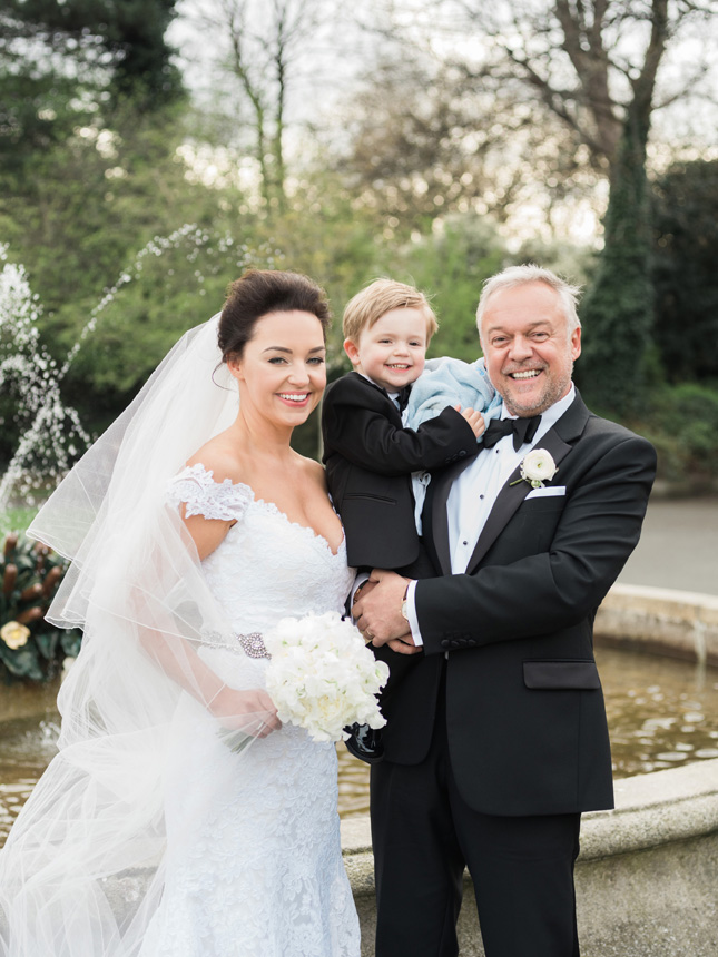 The top 15 most beautiful and inspiring real weddings you loved in ellen and conrads wedding at the shelbourne hotel junglespirit Image collections