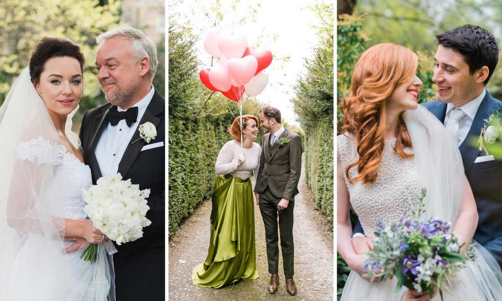 The top 15 most beautiful and inspiring real weddings you loved in we often hear that real weddings are your favourite part of confetti magazine and confetti and were not surprised not only are they a great source for junglespirit Image collections